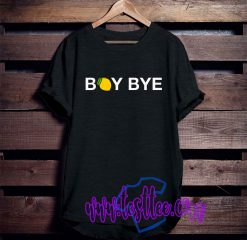Boy Bye Beyonce Graphic Tees