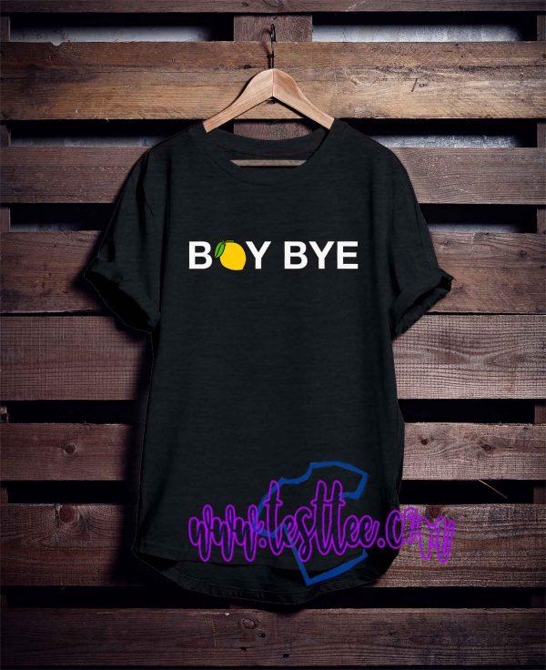 Boy Bye Beyonce Graphic Tees