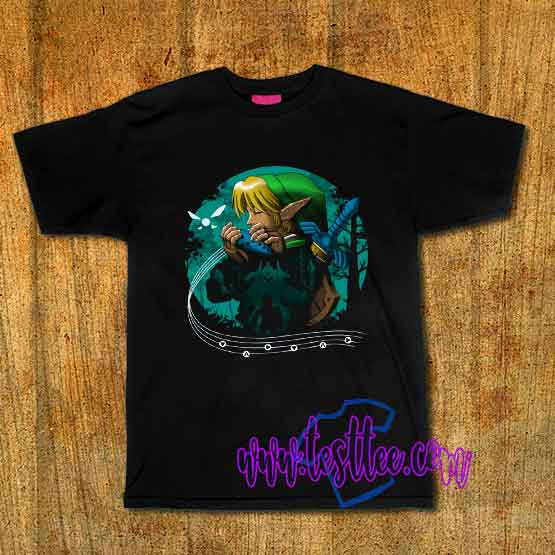 Cheap Vintage Hyrule Time Tees