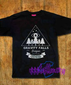Cheap Vintage Tees Visit Gravity Falls