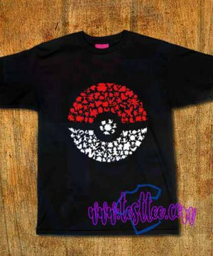 Cheap Vintage Tees Who's That Pokemon