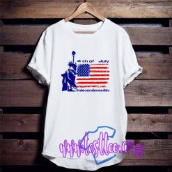 Cheap Vintage Tees Fourth Of July