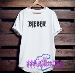 Cheap Vintage Tees Bieber