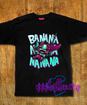 Cheap Vintage Tees Banana Nana