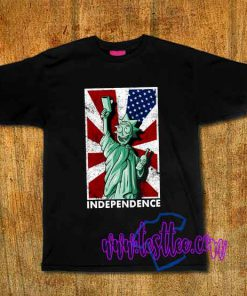 Cheap Vintage Tees Rick Independence