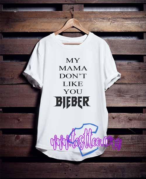 Cheap Vintage Tees My Mama Don't Like You