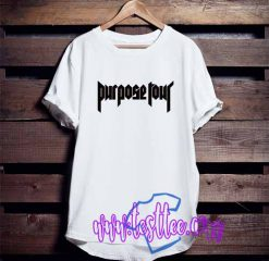 Cheap Vintage Tees Purpose Tour