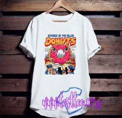 Cheap Vintage Tees The Killer Donuts