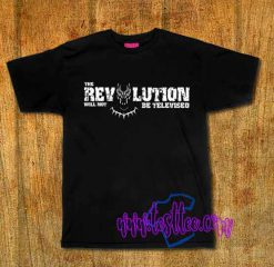 Cheap Vintage Tees The Revolution Black Panther