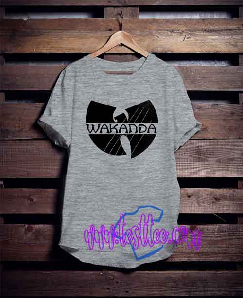 Cheap Vintage Tees Wakanda