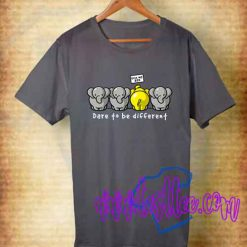 Cheap Vintage Tees Dare To Be Different