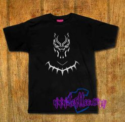 Cheap Vintage Tees Black Panther
