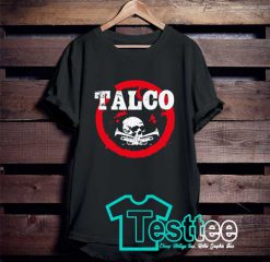 Cheap Vintage Tees Talco Band Logo