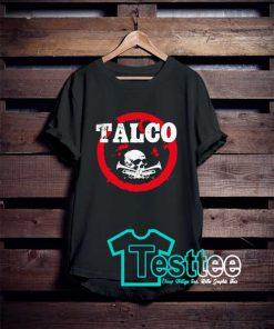 Cheap Vintage Tees Talco Band Logo