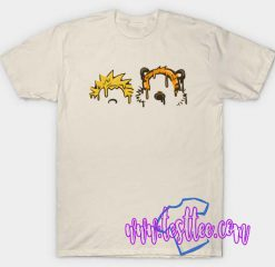 Cheap Vintage Tees Calvin and Hobbes Grime