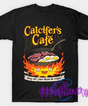 Cheap Vintage Tees Calcifers Cafe