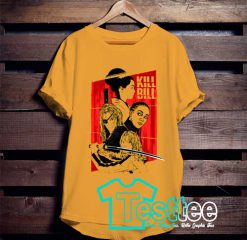 Cheap Vintage Tees Kill Bill Fourth Session