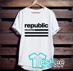 Cheap Vintage Tees Republic Records