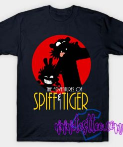 Cheap Vintage Tees Spiff And Tiger