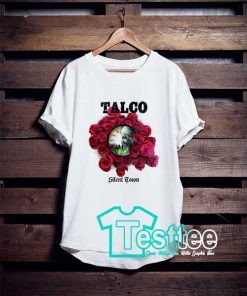 Cheap Vintage Tees Talco Silent Town