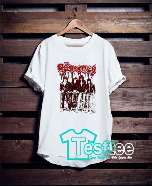 The Ramones T shirt