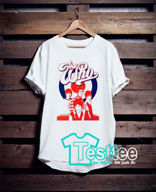 Cheap Vintage Tees The Who