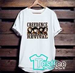 Credence Clearwater Revival Tees
