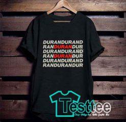 Duran Duran Tees