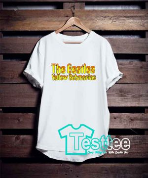 The Beatles Yellow Submarine Tees