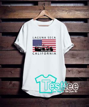 Cheap Vintage Tees Laguna Seca California