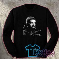 Cheap Vintage Drake Scorpion Album Sweatshirt