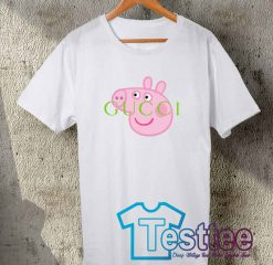 Cheap Vintage Tees GC Peppa Pig