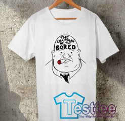Cheap Vintage Tees The Chairman Of The Bored