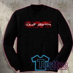 Cheap Vintage XxxTentacion Camo Sweatshirt