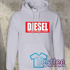 Diesel For Successfull Living Hoodie