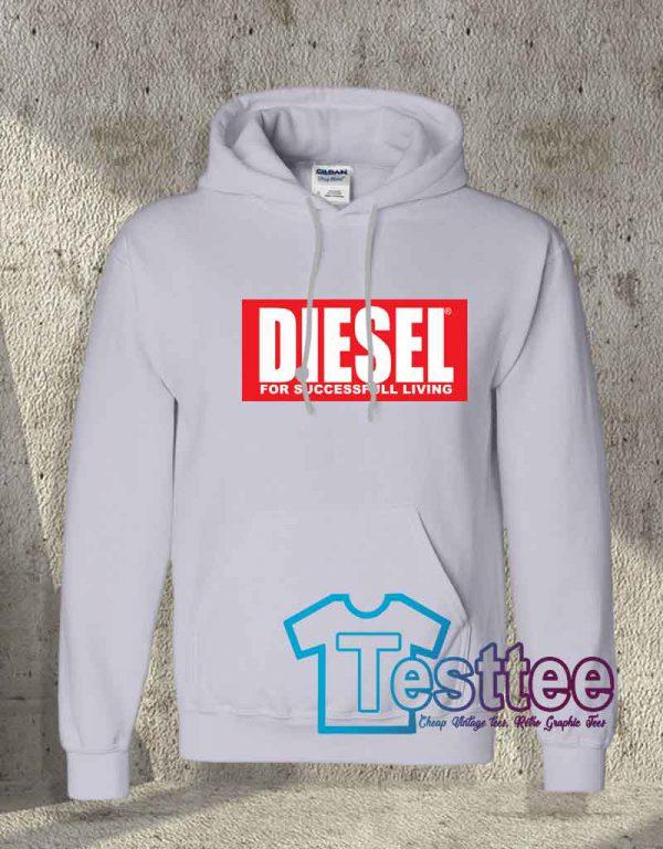 Diesel For Successfull Living Hoodie
