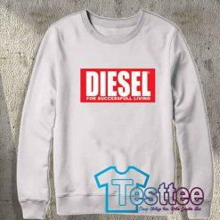 Cheap Vintage Diesel For Successfull Living Sweatshirt
