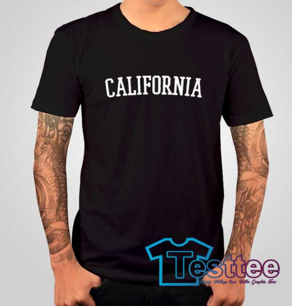 Cheap California Tees