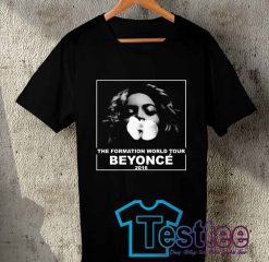 Cheap Vintage Tees Beyonce The Formation World Tour 2016