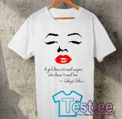 Cheap Vintage Tees Red Lips Quotes