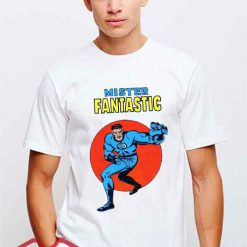Cheap Vintage Mister Fantastic Tees
