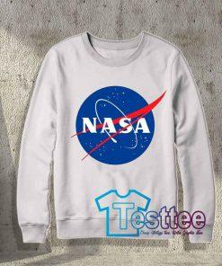 Cheap Vintage Nasa Logo Sweatshirt