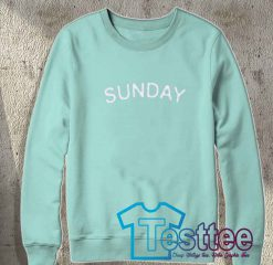 Cheap Vintage Sunday Sweatshirt