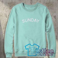 Cheap Vintage Sunday Sweatshirt