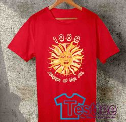Cheap Vintage Tees 1969 Sun