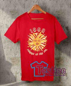 Cheap Vintage Tees 1969 Sun