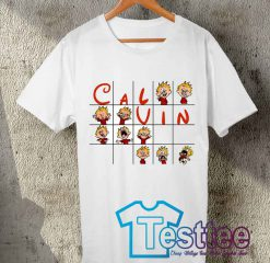Cheap Vintage Tees Calvin Funny Puzzle