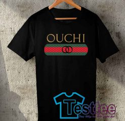 Cheap Vintage Tees Ouchi GC Parody