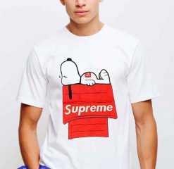 Cheap Vintage Tees Supreme X Snoopy