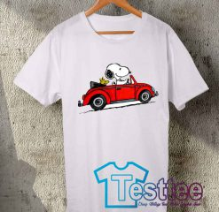 Cheap Vintage Tees Snoopy